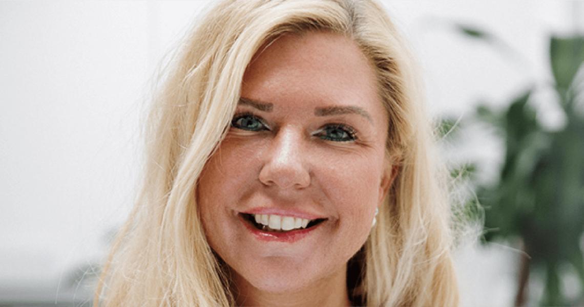 Psykolog Gina Almegård