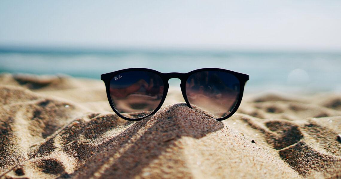 Skydda ögon mot solen